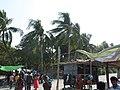 People Kids Working Rocks Sea Trees Boats at Saint Martin's Island Teknaf Cox's Bazar Bangladesh 01.jpg