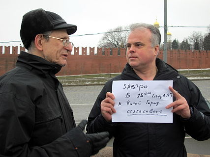People came to the side of Boris Nemtsov's murder (2015-02-28; 10).JPG
