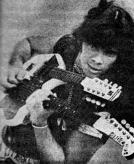 Pepeu Gomes Brazilian musician