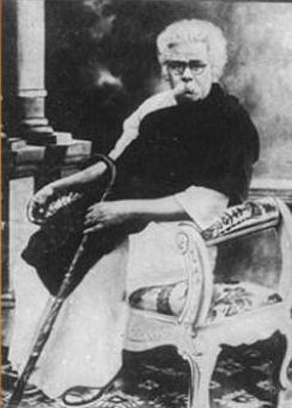 Madras Presidency - The non-Brahmin movement was started by C. Natesa Mudaliar (left) who founded the Justice Party in 1916 and Periyar E. V. Ramaswamy (right), who founded the Self-Respect Movement and took over the Justice party in 1944
