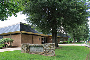 Roxboro, North Carolina - Person County Public Library