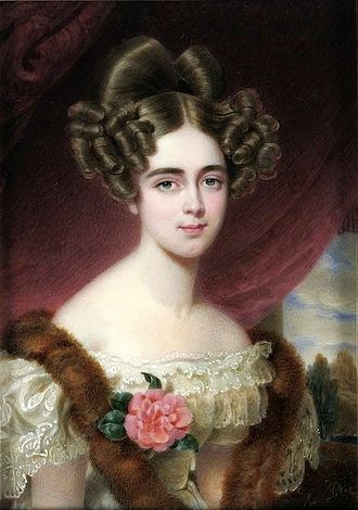 Princess Cecilia of Sweden (1807–1844) - Image: Peter Cecilia of Sweden