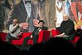 Peter Davison, Sylvester McCoy, Colin Baker (24 November 2013) (2).jpg