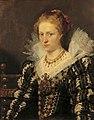 Peter Paul Rubens ou Antoon van Dyck - Portrait de Jacqueline van Caestre, épouse de Jean Charles de Cordes, Inv. 2619.jpg