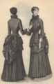 Peterson's Ladies National Magazine, June 1883 - women's fashion 09.png