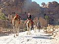 Petra - Rent-a-camel (9779205756).jpg