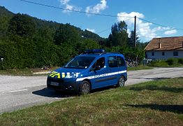 Ford Focus Rs >> Gendarmerie nationale (France) — Wikipédia