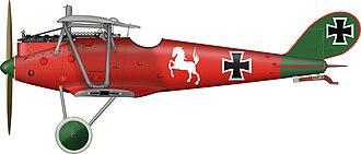 Jagdstaffel 5 - Pfalz D.IIIa, Jasta 5