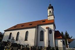Pfarrkirche St Oswald Leitershofen