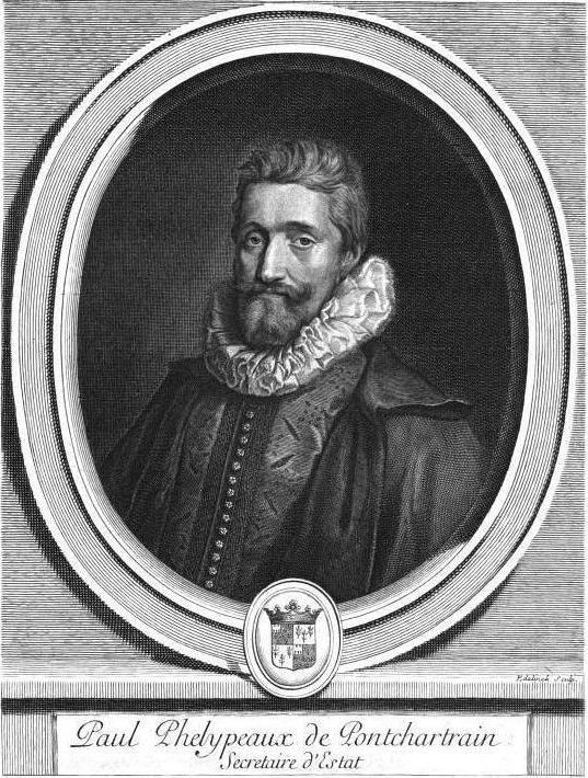 Phélypeaux de Pontchartrain, Paul