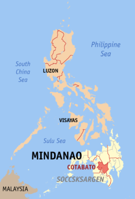 Ph locator map cotabato.png