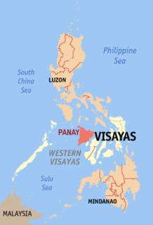 Central Panay Mountain Range