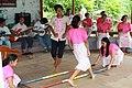 Philippine bamboo dancing at Bohol.jpg