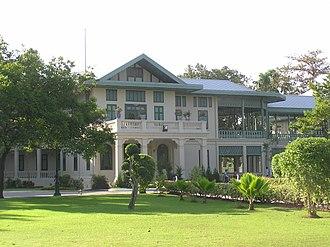 Sanam Chandra Palace - Image: Phiman Pathom