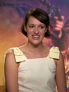 Phoebe Waller-Bridge British actress and writer