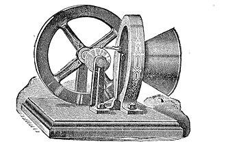 "Phonomotor - Edison's ""Phonomotor"" or ""Vocal Engine"""
