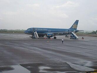 Phu Cat Airport - Image: Phucatairport 3