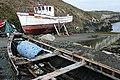 Pier at Cuan Choigéil (Kiggaul Bay) - geograph.org.uk - 1249303.jpg