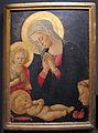 Pier francesco fiorentino, adorazione dle bambino, 1475-1500 ca., collezione carlo de carlo.JPG