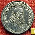 Pier maria serbaldi da pescia, medaglia di giulio II, recto (argento).JPG