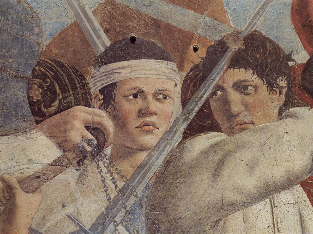 Baptism of jesus christ by john the baptist - 4 7