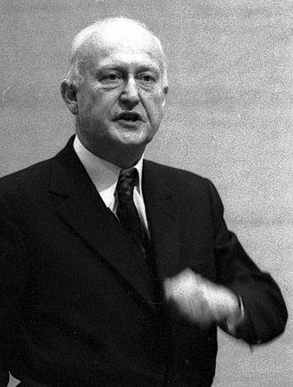 Pierre Pflimlin - Pierre Pflimlin in 1975