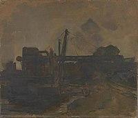Piet Mondriaan - Dredge II - 0334271 - Kunstmuseum Den Haag.jpg