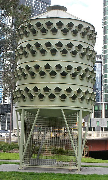 Pigeon Control Tower Melbourne