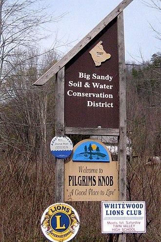 Pilgrim's Knob, Virginia - Pilgrim's Knob