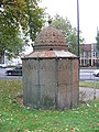 Pissoir on Gloucester Road - geograph.org.uk - 572538.jpg