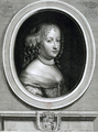 Pitau after Beaubrun - Queen Marie Thérèse of France, 1662.png