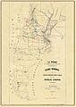 Plano general de correos, telégrafos y ferrocarriles de la República Argentina 1887.jpg