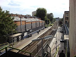 Platforms Finchley Road and Frognal Station - geograph.org.uk - 531457.jpg