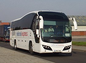 Plaxton Elite YN10 FKM Selwyns National Express.jpg