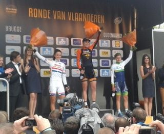 2014 Tour of Flanders for Women cycling race