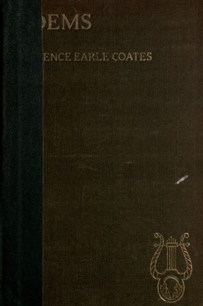 File:Poems, Coates, 1898.djvu