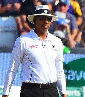 Joel Wilson (umpire) Cricket umpire