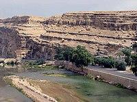 تصویری از شهرستان پلدختر