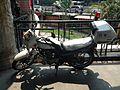 Police motorcycle in Xiamen.JPG