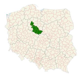 Kuyavia a historical region in Poland