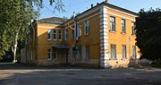Poltava Shevchenka Str. 34 Building of Distric Children Hospital 02 (YDS 6805).jpg