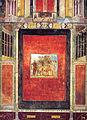 Pompeii - Casa di Marco Lucrezio Frontone - Tablinum.jpg