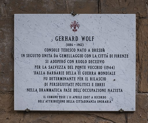 PonteVeccio-Firence InscriptionGerhardWolf