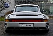 Porsche 959 – Heckansicht (3), 21. März 2013, Düsseldorf.jpg