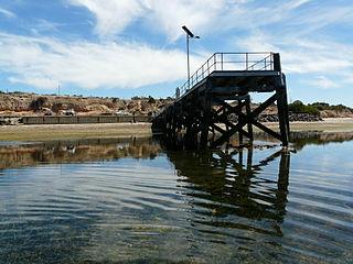 Port Julia, South Australia Suburb of Yorke Peninsula Council, South Australia