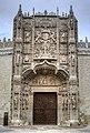 Portada lateral de la iglesia de San Pablo en Valladolid.jpg