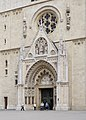 Portal of the Zagreb Cathedral.jpg