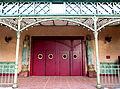 Portes du Musée des Arts Forains.JPG