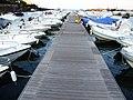 Porto turistico di Ognina Catania - Gommoni e Barche - Creative Commons by gnuckx - panoramio (10).jpg