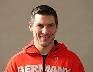 Patrick Reimer German ice hockey player